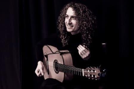 Gitarist Jeff Heijne Artiestenbureau Erwin Bakkum