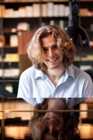 Pianist Thijmen Schoute artiestenbureau Erwin Bakkum