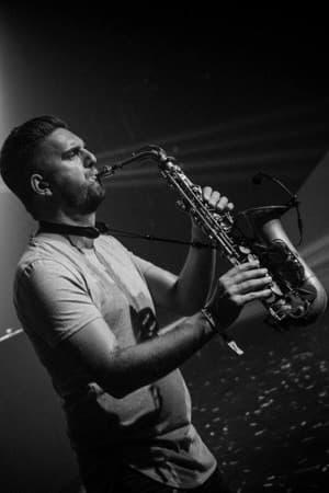 Saxofonist Ben Rodenburg artiestenbureau Erwin Bakkum