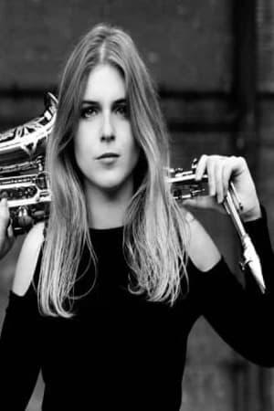 Saxofonist Cece Noir artiestenbureau Erwin Bakkum