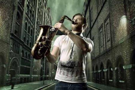 Het geheim van saxofonist Julian de Munnik