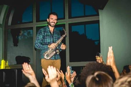 Saxofonist Rafael Pereira Lima krijgt Nederland plat!