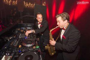 DJ en Sax duo Sophisticated