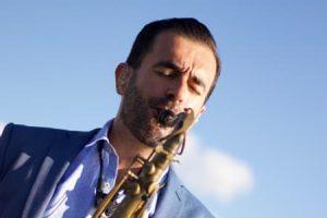Saxofonist Rafael Pereira Lima